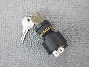 New Johnson Evinrude Outboard Ignition Switch Push To Choke 508180 390129 390133