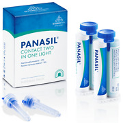 Panasil Contact Two In One Kettenbach 2x50ml. Dental Silicone Silicona.