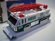 Vintage Hess Collectible 1996 Toy Emergency Truck W/ Original Box
