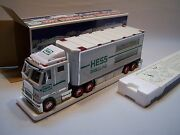 Hess Collectible 2003 Toy Truck And Racecar W/ Original Box