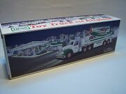Hess Collectible 2002 Toy Truck And Airplane W/ Original Box