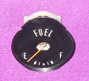 1964 1965 Mustang Convertible Coupe Fastback Shelby Falcon Orig Dash Fuel Gauge