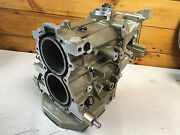 2006 Evinrude 40 Hp E-tec 2 Stroke Outboard Engine Cylinder Block Freshwater Mn