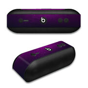 Skin Decal For Beats By Dr. Dre Beats Pill Plus / Purple Dust