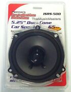 1x One 5.25 Inch 5 1/4 Car Stereo Audio Speakers Factory Oem Style Replacement