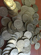 Slot Machine Tokens - .984 Size - Lot Of 100 - Us Cruise Ship - 25 Cent
