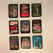 Wacky Packages All New Series 11 Topps/2013 Coming Distractions Chase Card Set