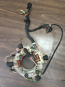90 And039s Dt 115 Hp Suzuki V4 Outboard Motor Ignition Stator Freshwater Mn
