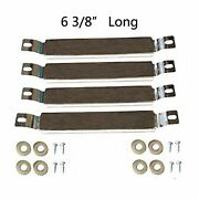 Stainless Steel Crossover Tube Burners 4pk Bbq Gas Grill Parts For Charbroil