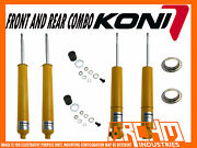 Holden Commodore Ve Wagon Koni Sport Adjustable F And R Shock Absorbers