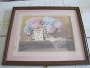 Sandy Lynam Clough Signed Le 547/1500 Matted And Framed Prints 16x20