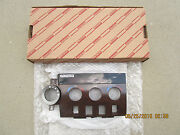 10 - 13 Toyota Tundra Platinum A/c Heater Climate Control Face Plate New 0c680