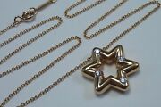 18k Yellow Gold And Co Star Of David Pendant W/diamonds And Chain