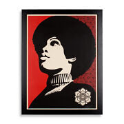 Obey Shepard Fairey Panther Power Defend Greater People Spirit Of Independence