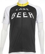 Beer Lane Cycling Jersey By Belch. Founded From Fun.