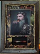 Duck Dynasty Duck Commander Phil Robertson Custom Shadow Boxcall Not Included