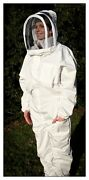 Adult Beekeeping Suit Smock Overall Bee Keeping Fencing Style Design