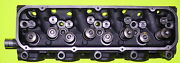 New Ford 3.7 Ohv Marine 4 Cyl Cylinder Head Mercruiser 224 No Core