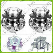 Rear Wheel Hub Bearing Assembly For 2010 Kia Soul No Abs Pair 2-3 Days Receive