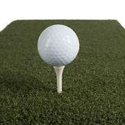 Real Feel Country Club Eliteandreg Mats 3and039 X 4and039 Premium Golf Practice Mat - Tee Mat