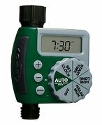 Orbit Single-dial Water Timer, Extra-large Lcd With Bright, Usa Stock, Fast Ship
