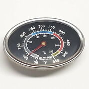 2 7/8 Bbq Charcoal Grill Gas Electric Smoker Thermometer Gauge Thermostat Bpt-3