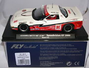 Fly 88075 A-544 Slot Car Corvette C5 Speedvision Gt 2000 85 Reese Cox Mb