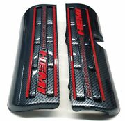 Painted Engine Fuel Rail Covers For 2015 - 2021 Challenger Charger Hellcat Srt
