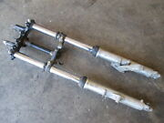 1977 - 1978 Honda Cb750 Cb 750 Front Forks And Triple Tree Assembly