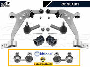 For Nissan X-trail Front Suspension Wishbones Arms Track Rods Drop Links Bushes
