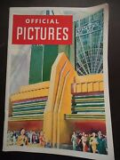 A Century Of Progress - Official Picture Book - Chicago 1933- World's Fair Expo