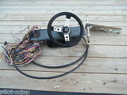 1985 Bayliner Steering Wheel 14and039 Teleflex Cable Ssc7214 Aq125 270 Volvo Penta