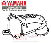 Yamaha Oem Exhaust Outer Cover 65u-41123-00-8s 1997-2005 Gp1200 Exciter Ls Lx Ar