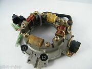 1995 Suzuki 90 Hp Outboard Motor V4 Ignition Mag Plate Assembly 32101-87e10