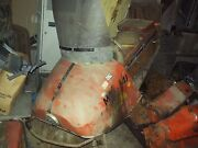 Yukon King Vintage Snowmobile Rough Patina Barn Find Rat Rod Sled One Lunger