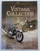 Vintage Collection Series 4 Stroke Motorcycles Harley Davidson / Clymer Vcs4