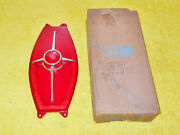 1965 Ford Ranch Wagon Country Sedan Squire Orig Nos Rear Tail Light Lamp Lens