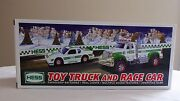 Hess Toy Truck And Race Car By Hess 2011