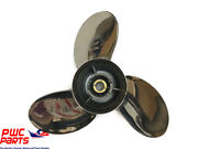 Yamaha Oem Outboard Propeller 68g-45974-10-00 Reliance 13-3/4 Diameter 19 Pitch