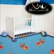 Childrenand039s Carpet Winnie The Pooh Blue Tiger Kids Play Area Bedroom Rug Any Size
