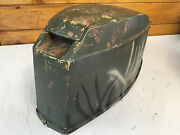 80 S Mariner 30 Hp 2 Cylinder Hood Top Cowl Cowling Shroud Freshwater Mn