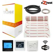 Electric Underfloor Heating Mat Kit 200w/m2 - Trueheat - All Sizes Available
