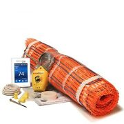 Suntouch Mat 240v Floor Heat Kit 190 Sq Ft
