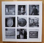 Sol Lewitt - Autobiography - 1980 1st Edition And Printing - Parr 2 - Fine Copy
