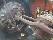 Early 1900and039s Rear Axle Open Shafts Planetary Wood Wheels Ih Reo Mack Gmc Square