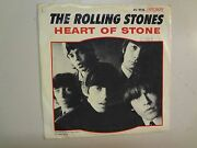 Rolling Stones Heart Of Stone 248-what A Shame-u.s. 7 64 London Lon 9725 Psl
