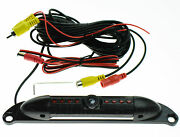 License Rear View /reverse /back Up Camera For Pioneer Avic-x8510bt Avicx8510bt
