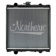 Made To Fit Ford New Holland Tractor Radiator 14 7/8 X 17 3/16 X 1 1/4 Sba31010