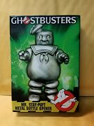 Ghostbusters Mr.stay Puff Marshmallow Man Refrigerator Magnet Bottle Opener
