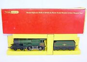 Tri-ang Hornby Oo British Railways 3p 4-4-0 Steam Locomotive And Tender Boxed `68